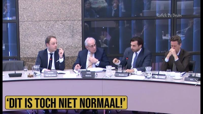 58 Baudet FvD v Voorzitter 'Het partijkartel speelt elkaar hier weer de bal toe ' Politiek YouTube