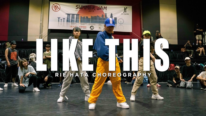 MIMS Like This Rie Hata Choreography