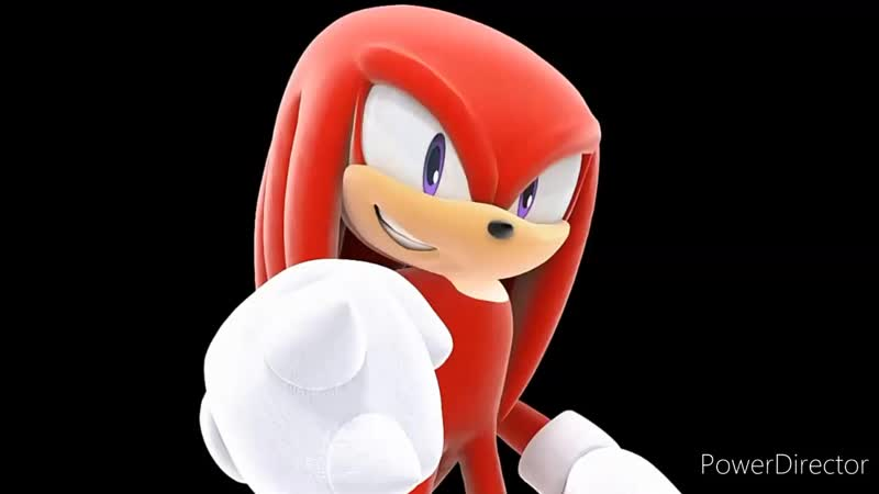 Comparing The Voices - Knuckles The Echidna