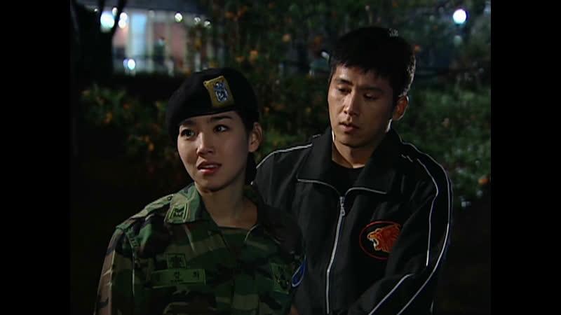 HD Отрывки из дорамы Аргон Argon 2003 Lee Yoo Ri Hong Kyung Min