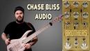 Мой Любимый Перегруз / Обзор педали Chase Bliss Audio Brothers