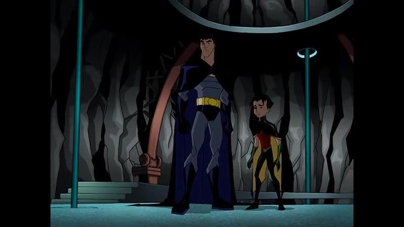 Бэтмен 2004 2008 Сезон 5 Серия 5