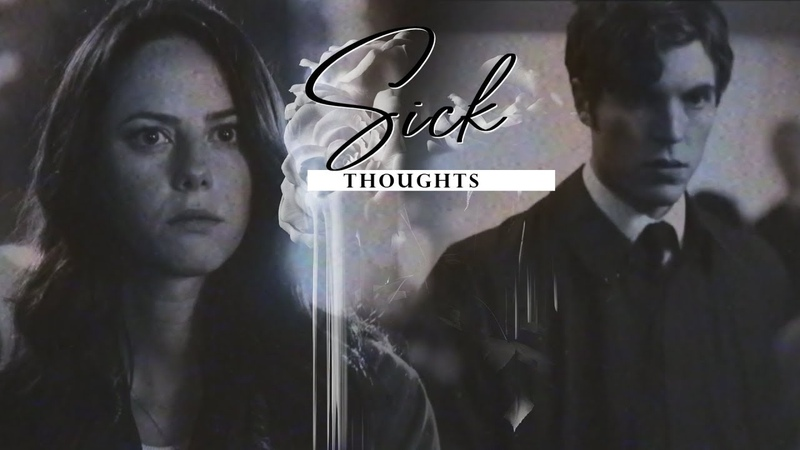 Sick Thoughts • Tom Riddlefem!Harry