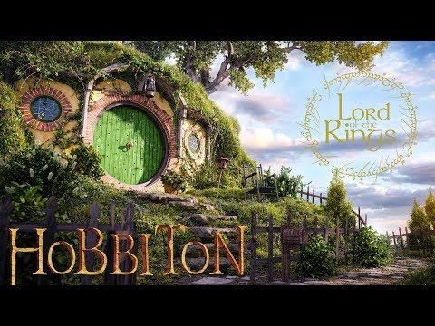 EL SEÑOR DE LOS ANILLOS Música y Ambiente de La Comarca THE LORD OF THE RINGS The Shire