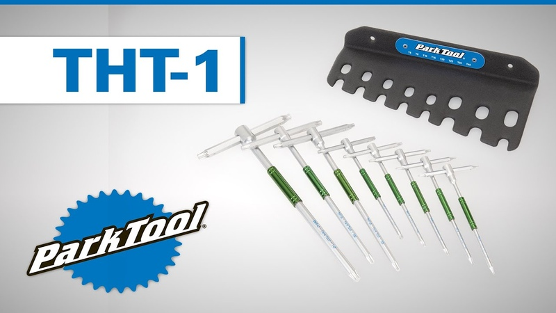 THT 1 Sliding T Handle Torx® Compatible Wrench Set