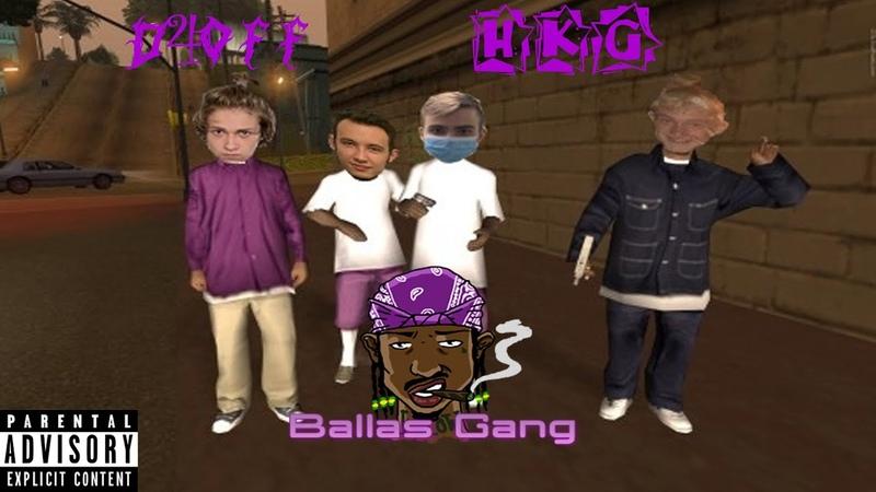 D4off- ballas Gang