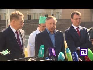 """28 марта 2020 года, губернатор Санкт-Петербурга: """"маски не работают""""."""