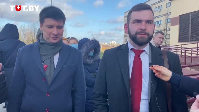 Адвокат Катерины Борисевич о приговоре суда