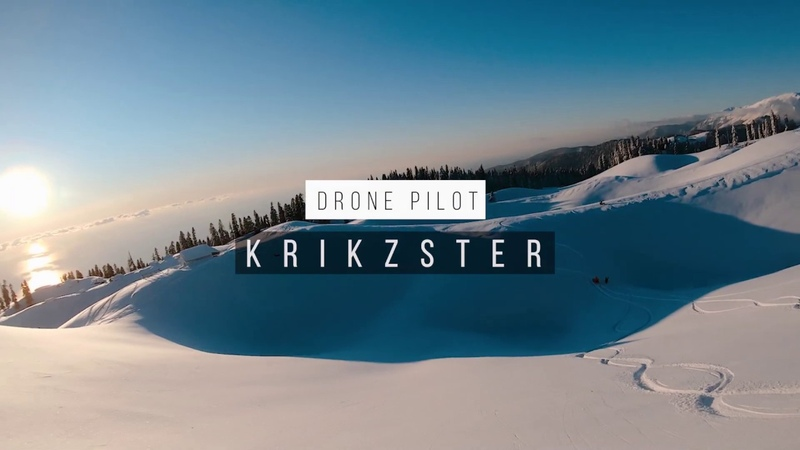 The meaning of life is observation FPV Snow Freeride Freestyle