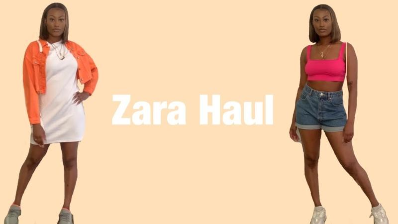 ZARA TRY ON HAUL LOOKBOOK